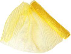 Seizis Dekorační síťka 54 x 914 cm, žluto-zlatá