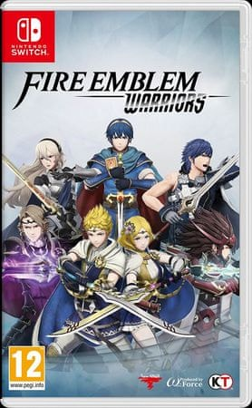 Nintendo igra Fire Emblem Warriors (Switch)