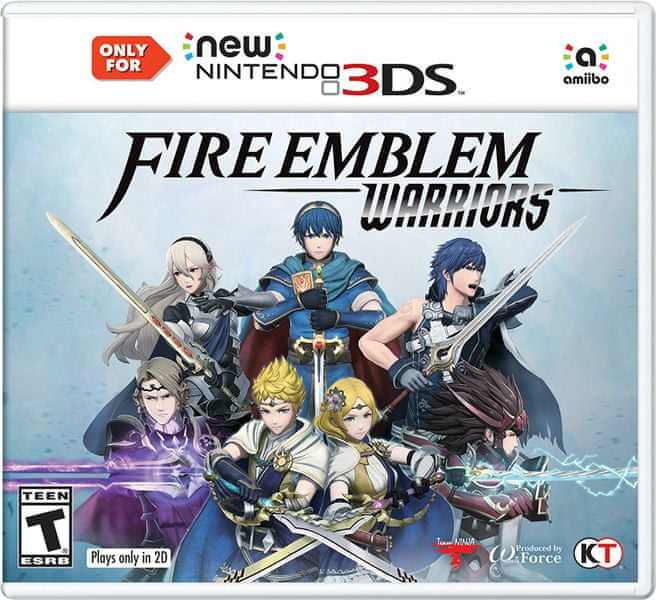 Nintendo Fire Emblem Warriors / 3DS