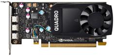 HP grafična kartica NVIDIA Quadro P400, 2GB, GDDR5