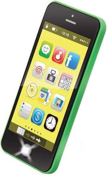 Alltoys Telefon pro nejmenší - zelená