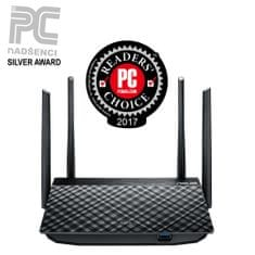 Asus RT-AC58U AC1300 Dual-band Gigabit Wi-Fi Router