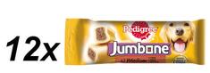 Pedigree przysmaki dla psa Jumbone wołowina MEDIUM 12x 200g