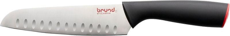 Brund EASY CUT nůž Santoku 18cm