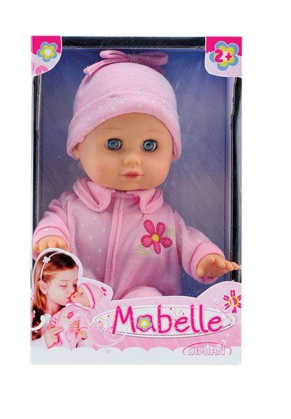 Alltoys Panenka Bambolina Mabelle - růžová