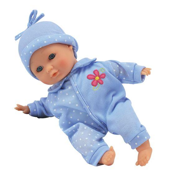 Alltoys Panenka Bambolina Mabelle - modrá