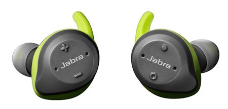 Jabra Elite Sport, ciemno szary/zielony