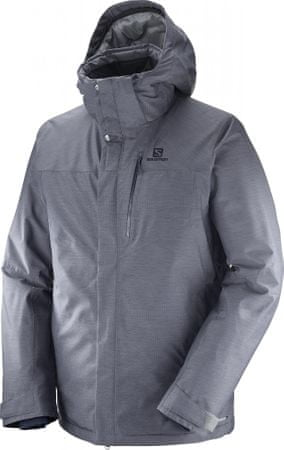 Salomon Fantasy Jkt M Medium Grey Heather XL