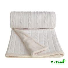 T-Tomi Pletená deka
