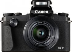 Canon PowerShot G1 X Mark III + Cashback 1200 Kč! + 500 Kč na fotoslužby
