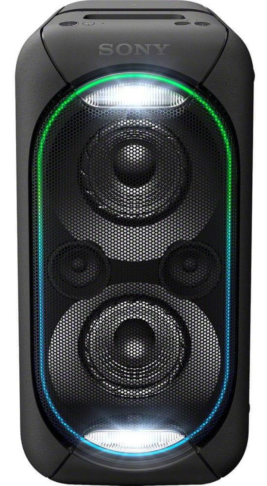 Sony GTK-XB60 přenosný reproduktor, černá