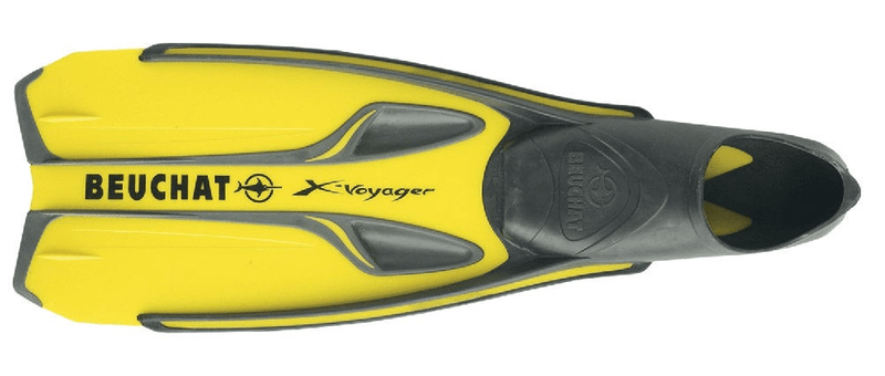 Beuchat Ploutve X-VOYAGER, žlutá, 46/47