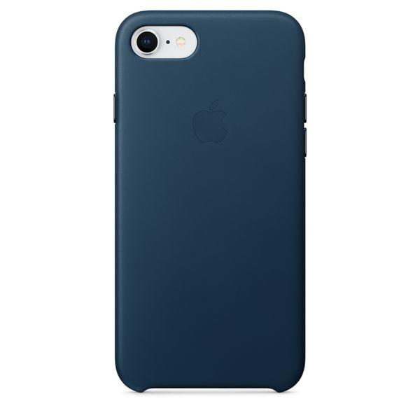 Apple Kožený Kryt, Apple Iphone 8/7, mqhf2zm/A, Cosmos Blue