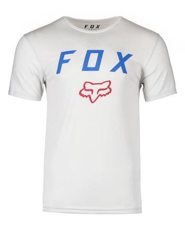 FOX muška majica Contended ss tech M siva