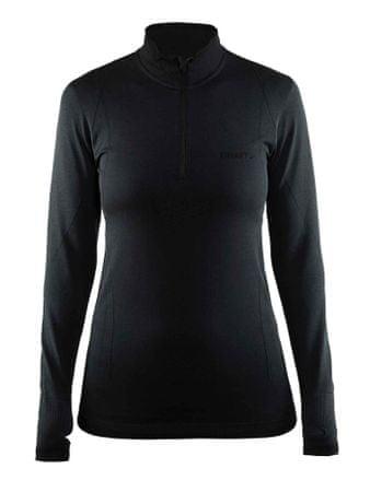 Craft ženska majica Active Comfort Zip, M črna