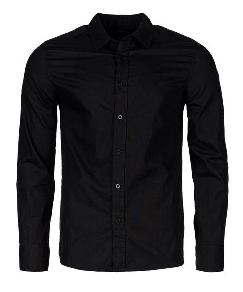 Mustang pánská košile M černá