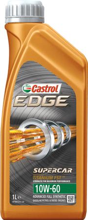 Castrol olje Edge Supercar 10W60, 1L