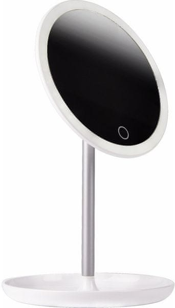Immax Kosmetické zrcátko s LED podsvícením Circle