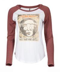 Rip Curl dámské tričko Losthill