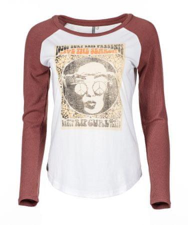 Rip Curl dámské tričko Losthill M červená