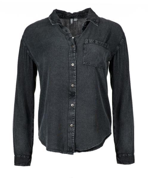 Rip Curl dámská košile Yttro S černá