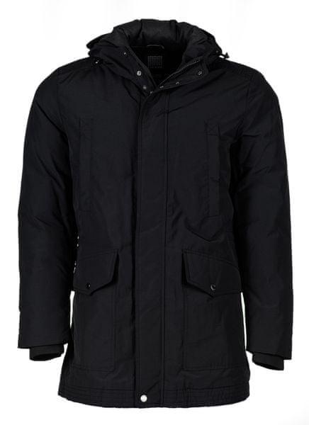 Geox pánský kabát 52 černá