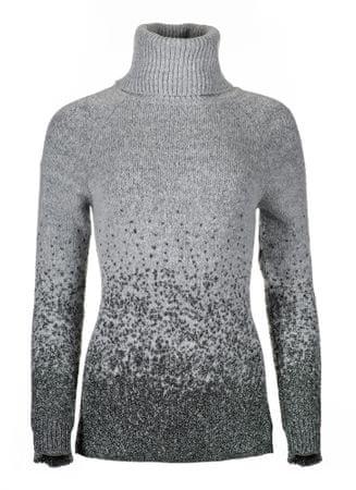 Desigual dámský svetr Libra S šedá