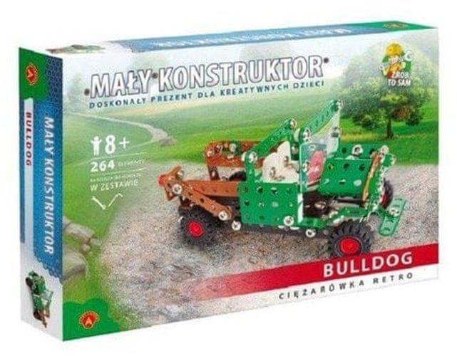 Alexander Malý konstruktér - BULLDOG Retro náklaďák