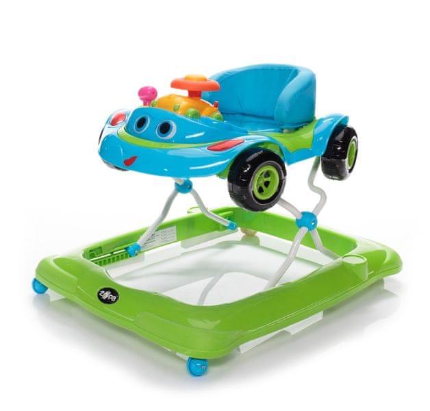 ZOPA Dětské chodítko Cars, Green