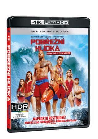 Pobřežní hlídka  (2 disky) - Blu-ray + 4K ULTRA HD
