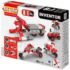 ENGINO Inventor motorok 4 in 1