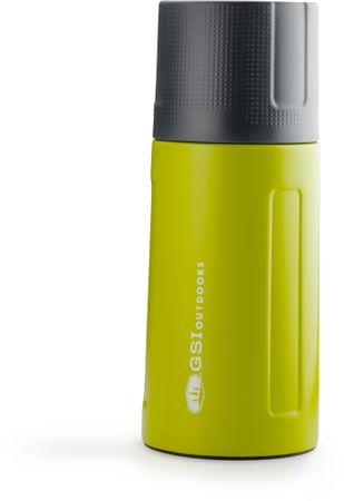 Gsi vakuumska termo steklenica, zelena, 0,5 l