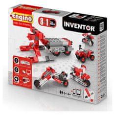 ENGINO Inventor motorok 8 in 1