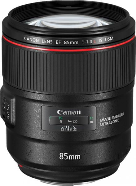 Canon EF 85 f/1,4 L IS USM