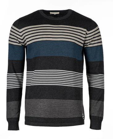 Rip Curl moški pulover Captain L temno siva