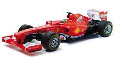 Samochód RC Xformula Ferrari F138 1:12