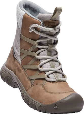 KEEN Hoodoo III Lace Up W coconut/plaza taupe US 9 (39,5 EU)