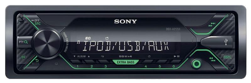 Sony DSX-A212UI
