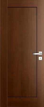 VASCO DOORS Interiérové dveře FARO plné, model 1, Dub rustikál, B