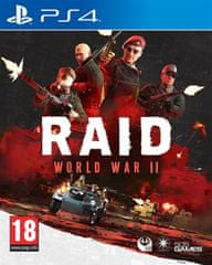 505 Gamestreet Raid World War II PS4