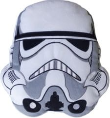 CTI 3D vzglavnik Star Wars Storm Trooper, 36x38 cm