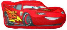 CTI 3D poduszka Blesk McQueen Cars długość 38 cm