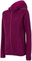4F Damska bluza H4Z17 PLD002 fiolet purpurowy