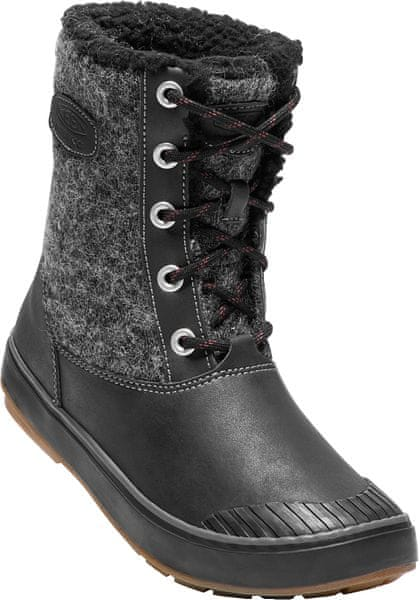 KEEN Elsa Boot Wp W black wool US 9,5 (40 EU)