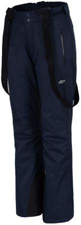 4F damskie spodnie narciarskie H4Z17 SPDN001 ciemny granatowy L