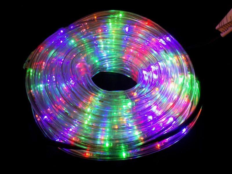 Seizis LED světelná trubice 9 m, barevná