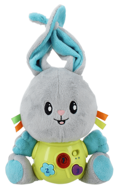 Alltoys Plyšový králíček se zvuky
