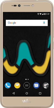 Wiko GSM telefon uPulse LTE, zlat