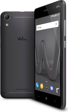 Wiko GSM telefon Lenny4, črn
