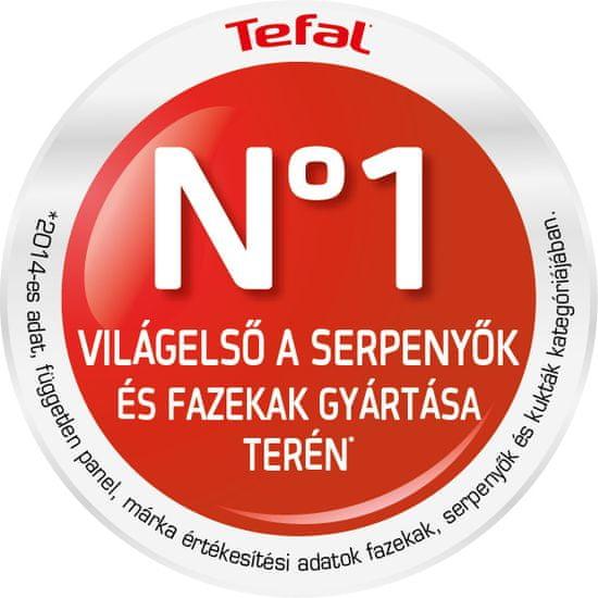TEFAL Mély serpenyő fedéllel 24 cm Pleasure D5023253